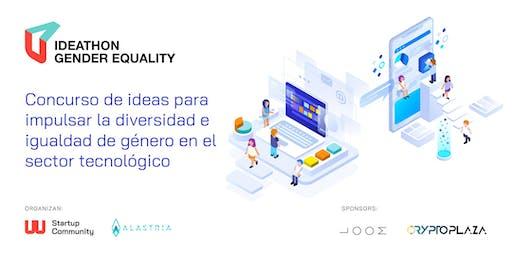 Ideathon Gender Equality 2019