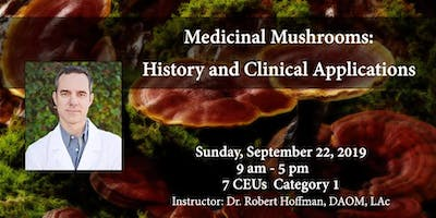 Medicinal Mushrooms: History and Clinical Applications
