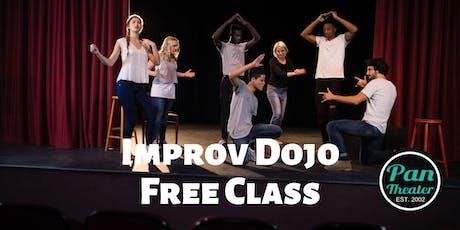 Free Improv Dojo  in Oakland tickets