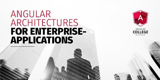 Advanced Angular Workshop, Frankfurt: Enterprise Anwendungen und Architekturen, 3 Tage