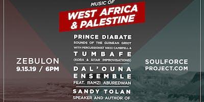 Music of West Africa & Palestine