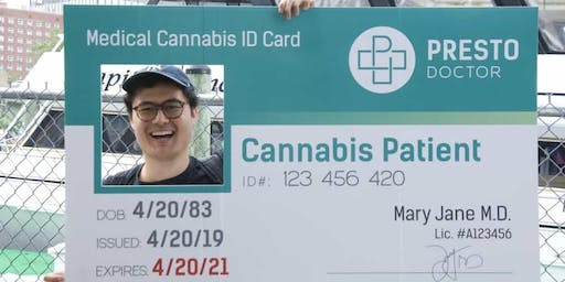 Daily New York Medical Cannabis Patient Drive - Online!