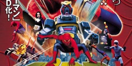Japanese Spider-Man (Night 2) tickets