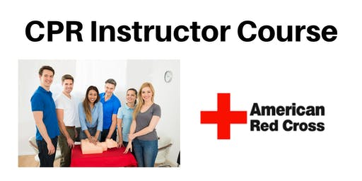 American Red Cross CPR-First Aid Instructor Course