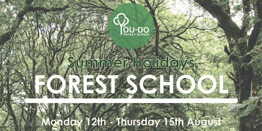 You-Do Forest School Summer Club