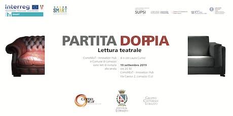 PARTITA DOPPIA. La responsabilità sociale in scena. tickets