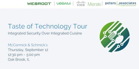 Taste of Technology Tour tickets
