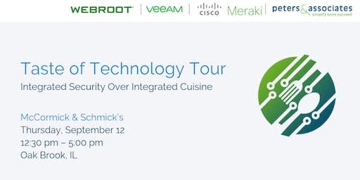 Taste of Technology Tour
