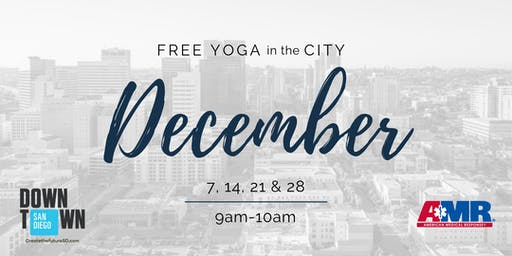 Yoga in the City