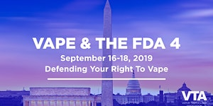 Vape & The FDA 4 - Defending Your Right to Vape