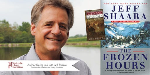 Jeff Shaara, Author Reception: Tuesday, October 1, 2019