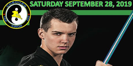 JACKSON RUDOLPH BO STAFF SEMINARS AT COBOURG TAE KWON DO tickets