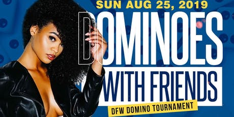 Dominoes with Friends Dominoes Tournament tickets