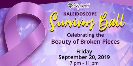 KALEIDOSCOPE Survivors Ball 2019 tickets