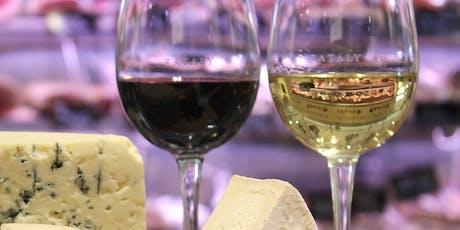 Sip & Savor Tasting: Italian Wine Meets American Artisanal Cheese tickets
