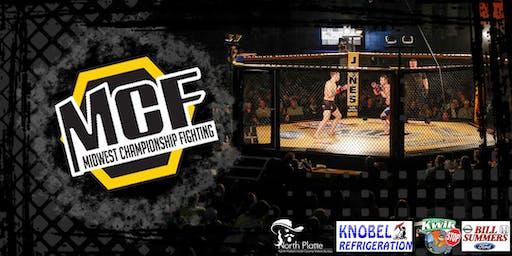 Midwest Championship Fighting XVIII | MMA | North Platte, NE