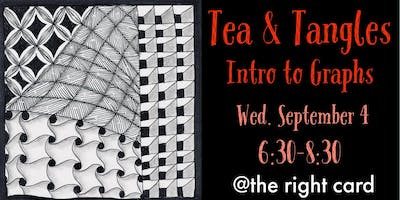 Tea & Tangles: Intro to Graphs
