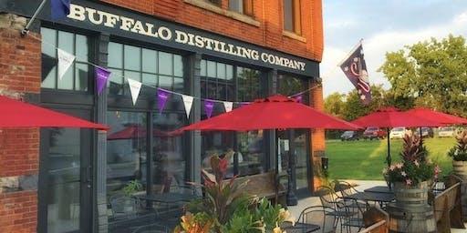 Shift Happy Hour at Buffalo Distilling Company