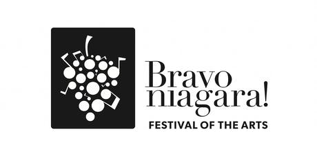 Bravo Niagara! Presents From Broadway, With Love tickets