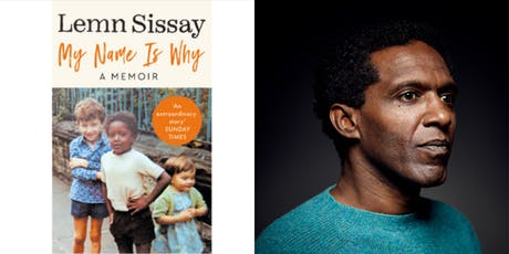 My Name Is Why: Lemn Sissay in conversation tickets