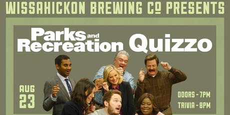 Parks and Rec Quizzo tickets