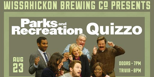 Parks and Rec Quizzo