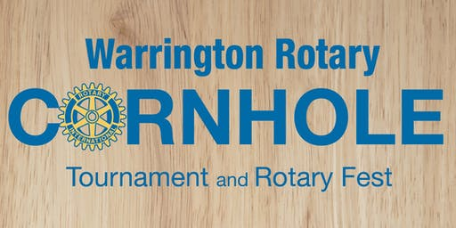 Cornhole Tournament and Rotary Fest