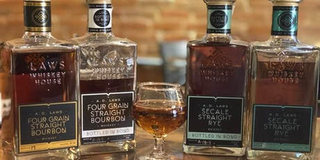 Whiskey Class- A.D. Laws Whiskey House tickets