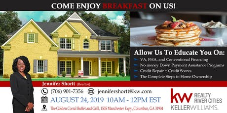 FREE Tri-City Homebuyer's Event (Breakfast Included) tickets