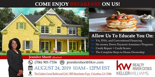 FREE Tri-City Homebuyer's Event (Breakfast Included)