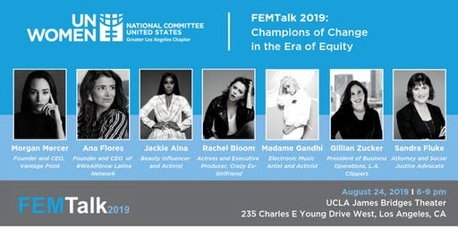 FEMTalk: Champions of Change in the Era of Equity