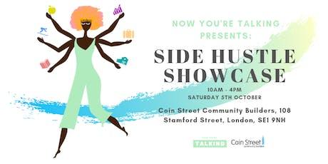 Now You're Talking Side Hustle Showcase  tickets