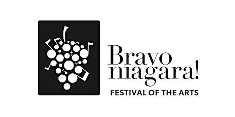 Bravo Niagara! Presents Cho-Liang Lin & Jon Kimura Parker tickets