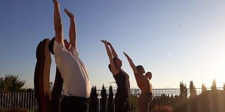 Herbst Yoga am Bodensee. Meditation. Wandern.@Lochau/Bregenz Tickets