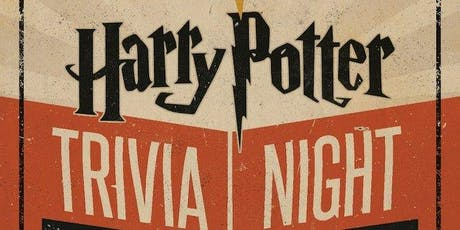 Harry Potter Trivia Night! tickets