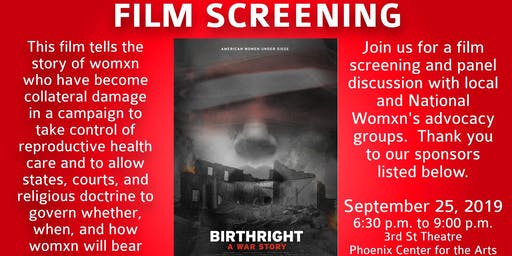 Birthright Film Screening & Conversation