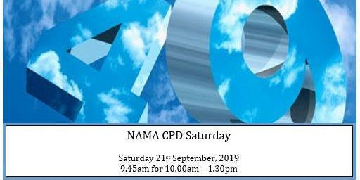 NAMA CPD Saturday - What to do when lacking maths resources when teaching / Supporting teachers with maths anxiety to become more confident with learning and teaching mathematics