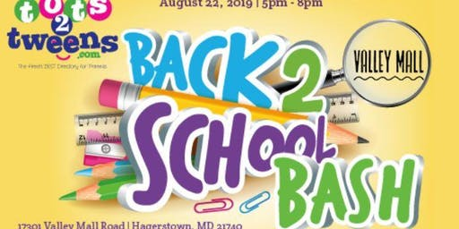 Back2School Bash - Valley Mall