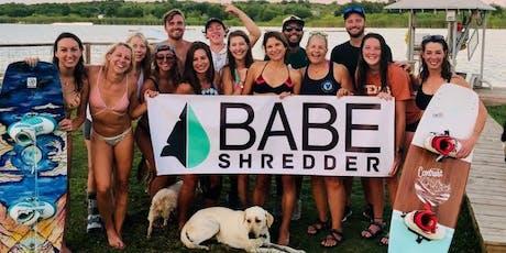 Babe Shredder Austin Ladies Ride Night NLR tickets