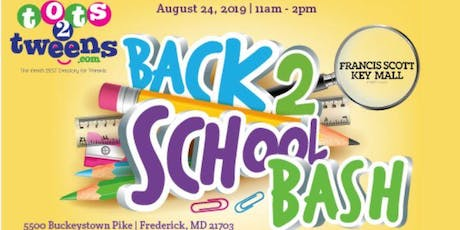 Back2School FSK Mall tickets