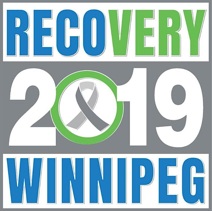 Recovery Day Winnipeg 2019 image
