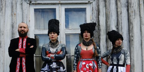 Dakhabrakha tickets