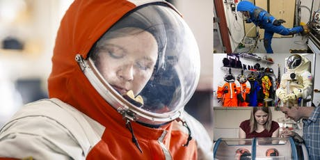 The Space Suit Experience @ Final Frontier Design, NASA Space Suit Maker tickets