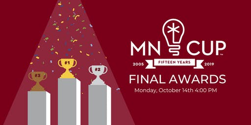 2019 MN Cup Final Awards