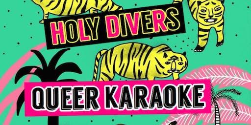 **12/9**  Holy Divers Karaoke
