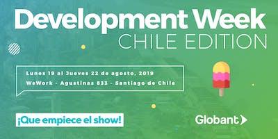 Development Week Edición Santiago de Chile