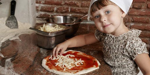 From Wheat to Pizza (Grades K-1 with caregivers)