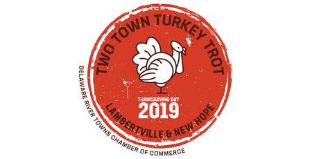 Two Town Turkey Trot! Lambertville – New Hope Thanksgiving 2019 tickets