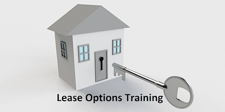 Lease Options Training tickets