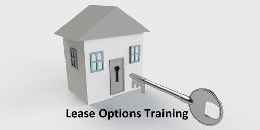 Lease Options Training